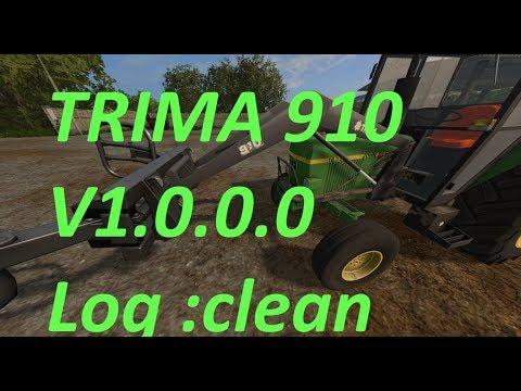 Trima 910 v1.0.0.0