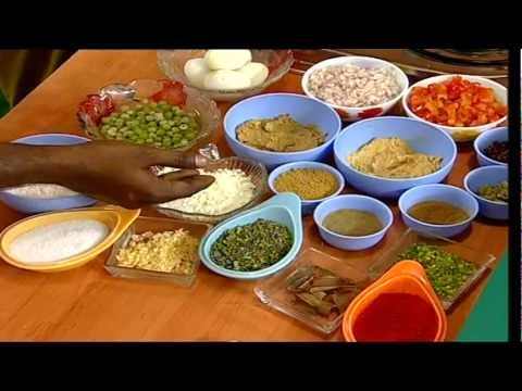 Recipes   Chikkudu Ginjala Chicken   Egg Bonda   03