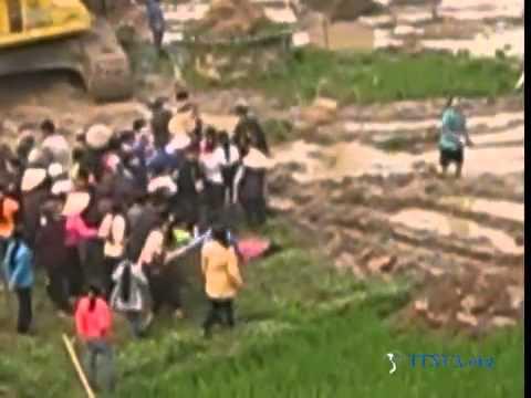 Cộng sản Hà Nội cướp đất và giết người công khai