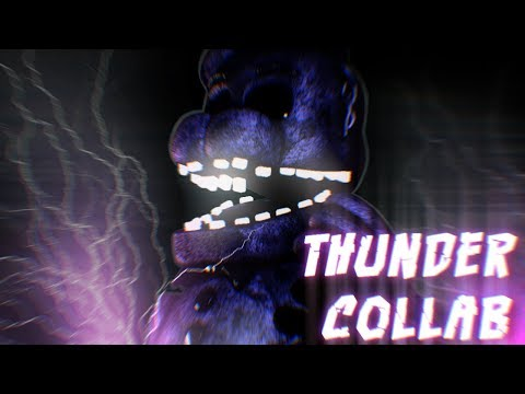 Video [FNaF SFM/C4D] Thunder by Imagine Dragons (COLLAB) download in MP3, 3GP, MP4, WEBM, AVI, FLV January 2017