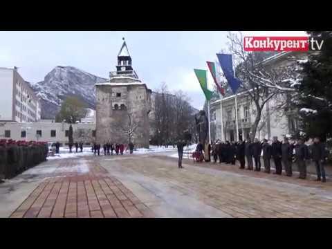 Военно формирование 54 990 празнува 2-ия си рожден ден