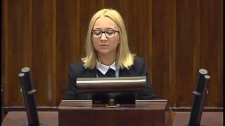 Karolina Wójcicka – SPRZECIW WOBEC PARTII RZĄDZĄCEJ.