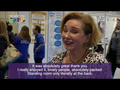The Best You EXPO testimonials, Fiona Harrold