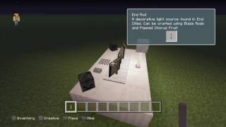 Minecraft console how to build a gaming setup