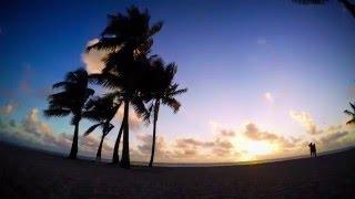 Sunrise timelapse - Miami