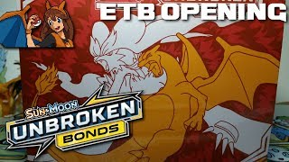 GX CARDS GALORE! Opening an Unbroken Bonds Elite Trainer Box of Pokemon Cards! by Flammable Lizard