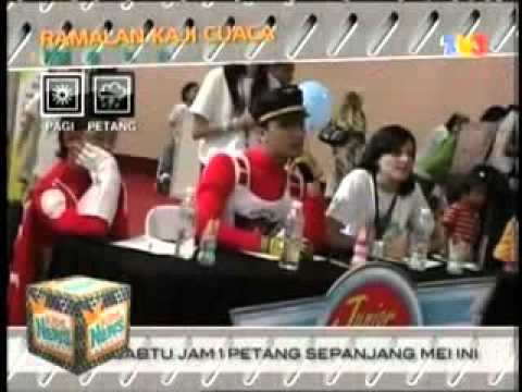 Kids News, TV3, 12-May-2010