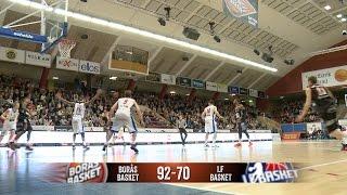 2014-10-30 Borås-LF Basket