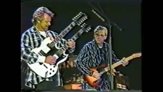 The Eagles Live In New Zealand 11-26-1995 Concert in the Rain Disc1