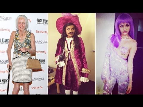 The Best Celebrity Halloween Costumes of 2013! | POPSUGAR News