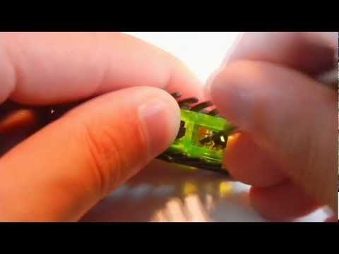 Solar Hexbug Nano