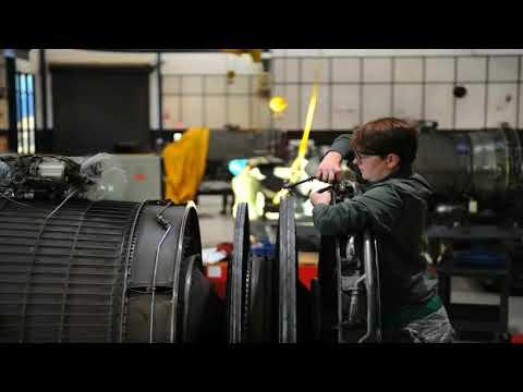Testing The Monstrous Jet Motor...