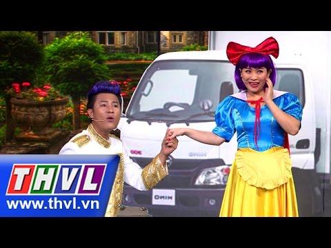 Cười xuyên Việt 2015 Tập 6 - Sự hối hận của Bạch Tuyết – Nghệ sĩ Kiều Linh