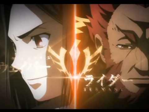 【Fate/Zero】トークセッション第4回:ウェイバー・ライダー陣営【公式】
