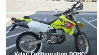 8. 2005 Suzuki DR-Z 400S Base - Walkaround and Specification