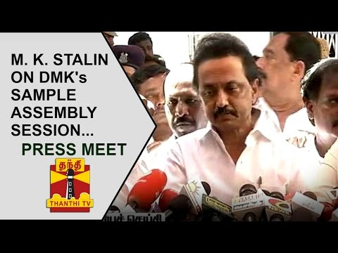 M-K-Stalin-addresses-Media-after-DMKs-Mock-Assembly-Session-Press-Meet-Thanthi-TV