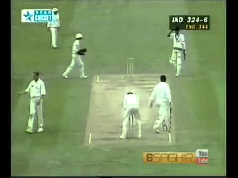 Download Rahul Dravid Test Debut at Lord's! HD Mp4 3GP Video and MP3