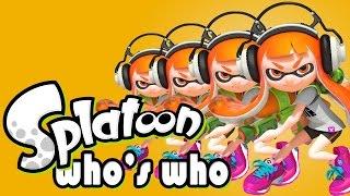 Who's Who (Splatoon Funny Moments) by SkulShurtugalTCG