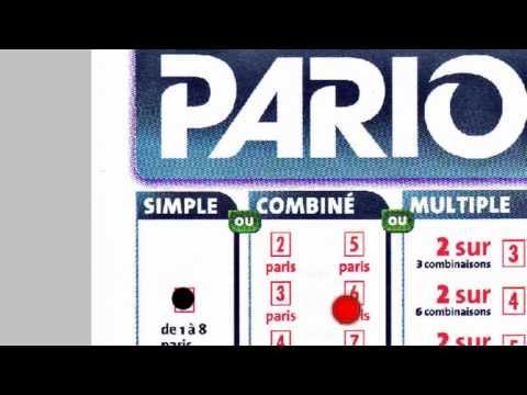 Comment remplir grille parions sport la r ponse est sur - Grille parions sport pronostics ...