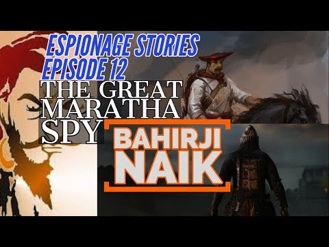 Bahirji Naik: The Great Maratha Spymaster of Chatrapati Shivaji | Espionage Stories Ep#12