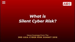 What is silent cyber risk?