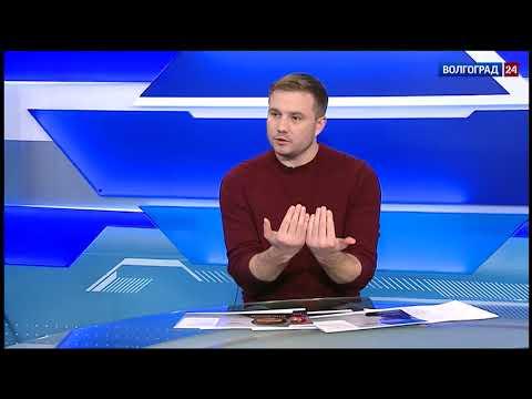 """Денис Давыдов, председатель Координационного совета ВОО """"Молодая гвардия"""""""
