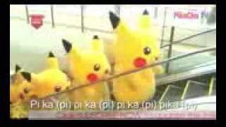 Lagu pokemon listrik piakacu,ada pokemon air squitel Video