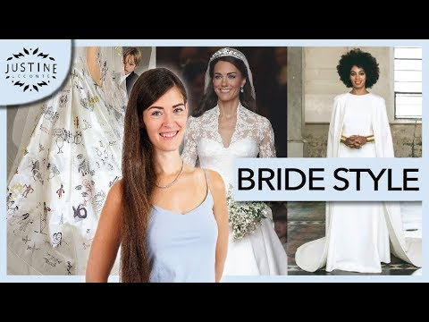 These 6 Wedding Dresses Made History (and Why Meghan Markle's Didn't) ǀ Justine Leconte