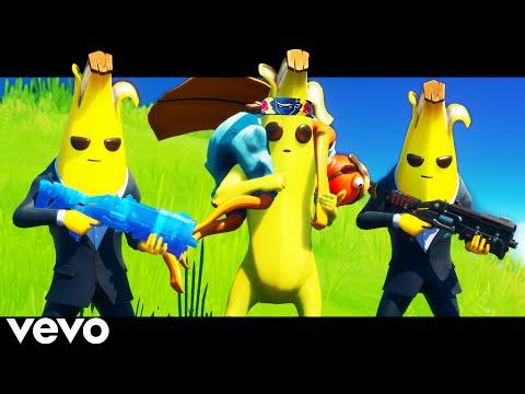 Bazerk - Banana Army (Official Music Video)