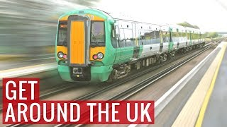 See the rest of the UK when visiting London with these 4 modes of transport. I'm telling you how to visit other places in the UK via...