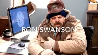 Video The Best Of Ron Swanson (Parks and Recreation) MP3, 3GP, MP4, WEBM, AVI, FLV Mei 2019