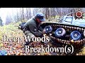 Extreme Off Road In 15 HP Tracked Vehicle 2018