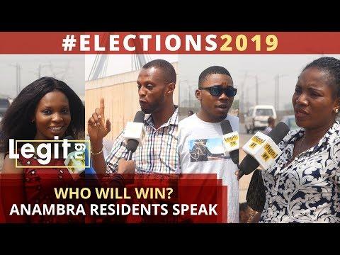 2019 election: Who will win? Anambra residents speak | Legit TV