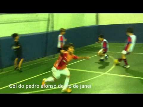 Gol de Pedro Afonso 1