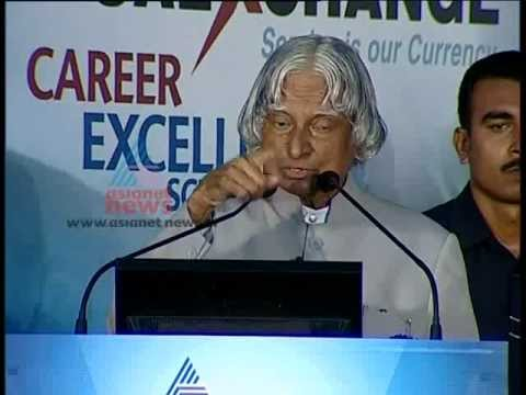 APJ Abdul Kalam interacts with Children