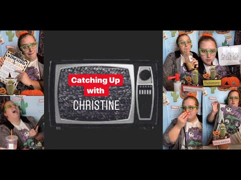 Catching Up With Christine - Season 2, Episode 1