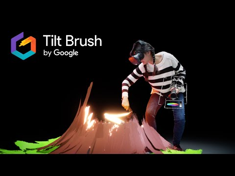 Google s New VR Painting Tool Looks Unbelievable