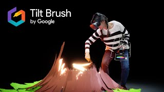 Tilt Brush - By Google