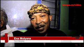 Benjang, Tradisi Gulat Khas Jawa Barat