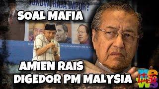 Video Tuding Jokowi Dicokok Mafia, Otak Amien Rais Siwing 'Digedor' Dr. Mahathir Mohamad MP3, 3GP, MP4, WEBM, AVI, FLV Februari 2019