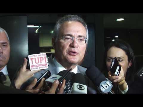 Renan Calheiros recebe CNM e garante inclusão na pauta de votação de hoje ISS e Repatriação