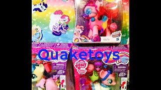 Hi Everyone! Please subscribe for our latest videos: https://www.youtube.com/c/quaketoys Want more new My Little Pony: More New My Little Pony Here: https://...