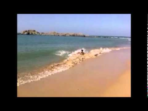 FUNNY VIDEO MUSIC SKIMBOARD PLAYA CARIBE. JUANGRIEGO SMALL WAVE