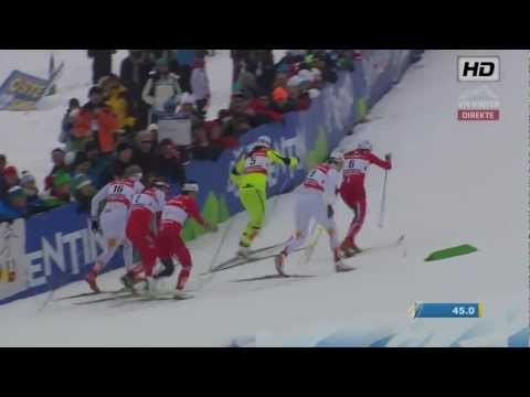 bjørgen - Woman's Sprint Finale Val di Fiemme 2013 - Queen Marit´s 9th GOLD Please watch in HD(720) quality for best viewing experience Sports-HD Production offers gre...
