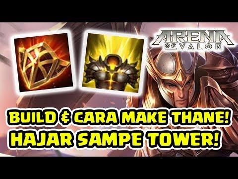 Video Arena of Valor - Thane Disrupt New Build! Cara Make Thane yang Baik dan Benar! download in MP3, 3GP, MP4, WEBM, AVI, FLV January 2017