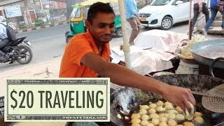 I'm in Delhi, India's capital region, and today I'll try to eat as much street food as I possibly can to complete the never-before-attempted DELHI BELLY CHALLENGE... Is it possible to eat 1,000 rupees worth of INDIAN STREET FOOD in a single day?!The food is delicious on the streets, but it's so rich, and often fried. Plus, each dish costs an average of about 30-50 rupees, so it's incredibly difficult to spent that much money in a single day eating exclusively street food, assuming your stomach holds up.Sick BEATS provided courtesy of The Passion HiFi http://www.thepassionhifi.com/About Me:My name is Kevin Cook. I'm originally from Dallas, TX, but I've been living and traveling in Asia since 2013.After graduating from university in 2011 and working a few unfulfilling jobs, I saved enough money to move to Asia and work as a teacher for a few years. That opportunity allowed me to travel around and experience new foods and cultures, and ignited a passion for blogging and making videos.Now I travel full-time and make videos with the goal that I can encourage YOU to pursue your own dream of overseas traveling and living.If you enjoy watching my videos, you can help me grow my channel by giving my videos a 'thumbs up', leaving a comment, sharing them, and subscribing!Thank you :)-------------------------------------------------------------------------------Follow me on all my adventures:Blog - http://monkeyabroad.comFacebook - http://facebook.com/monkeyabroadInstagram - http://instagram.com/monkeyabroad-------------------------------------------------------------------------------Support me on Patreon: https://www.patreon.com/monkeyabroad