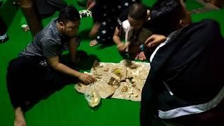 Suasana bukber Bersama Team Hadrah Syubbanul Muslimin