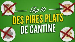 Video Top 10 des pires plats de cantine MP3, 3GP, MP4, WEBM, AVI, FLV September 2017