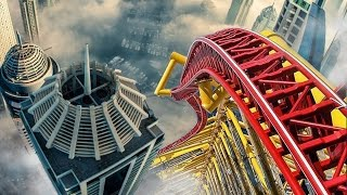 Video Top 5 MOST INSANE BANNED Roller Coasters YOU CAN'T GO ON ANYMORE! MP3, 3GP, MP4, WEBM, AVI, FLV Oktober 2018