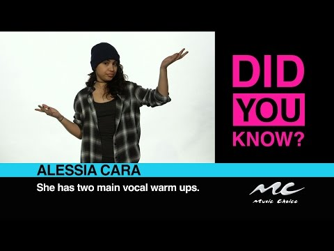 Alessia Cara: Did You Know?